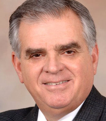 Rep. Ray Lahood, retiring Peoria congressman.